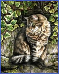Ганс і смугастий кіт (Брати Ґрімм)