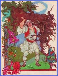 Гарний парубок (грецька казка)