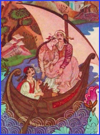 Хатина на березі моря (грецька казка)