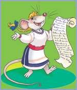 Хитрий кіт та миші (українська народна казка)