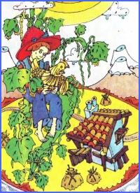 Джек та бобове дерево