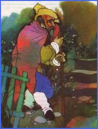 Юшка з камінців (італійська казка)