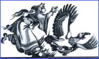 Казка про дівчину й печінку (турецька казка)