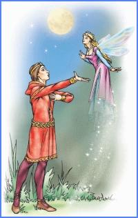 Крихітка фея (англійська казка)