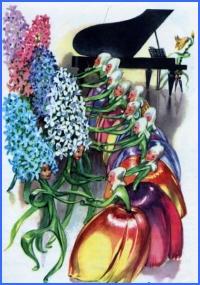 Квіти маленької Іди (Г. Х. Андерсен)