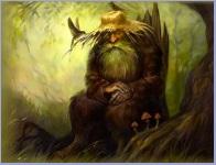 Лісовий цар Ох (українська народна казка)