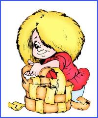 Малюк брауні (англійська казка)