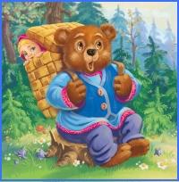 Маша і ведмідь (російська казка)