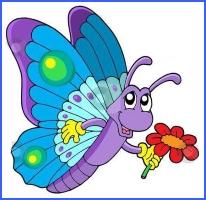 Метелик (Г. Х. Андерсен)