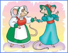 Мишача дружба (англійська казка)