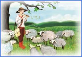 Пастуша дудочка (російська казка)