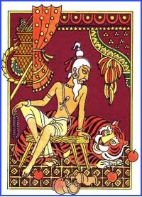 Полохлива душа (індійська казка)