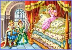 Принцеса на горошині (Г. Х. Андерсен)