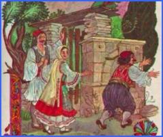 Розумна Маргарита (грецька казка)