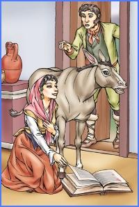 Шан і Маріжуана (галісійська казка)