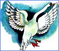 Шість лебедів (Брати Ґрімм)