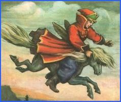 Шовкова держава (українська народна казка)