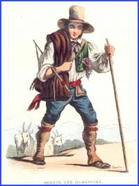 Вівчар, пан, його внук та бичок (українська народна казка)