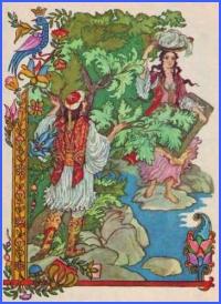 Ворона (грецька казка)