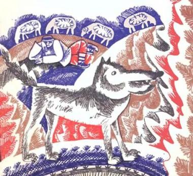 Вовк війтом (І. Франко)