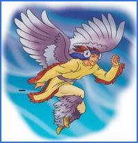 Як з'явилися птахи (індіанська казка)